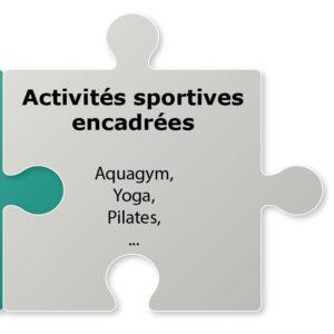 Aquagym, Pilates, Yoga